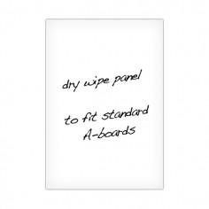 A2 White Dry Wipe Board